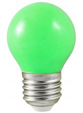 ampoule LED E27 DECO vert | Led Flash
