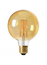 Ampoule led filament E27 ambré 715998 Girard Sudron | Led Flash