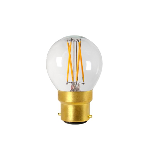 ampoule led filament b22 4 watt dimmable eq 30 watt achat ampoule led filament led flash. Black Bedroom Furniture Sets. Home Design Ideas
