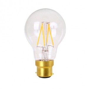Ampoule led filament B22 8 watt dimmable (eq. 75 watt)