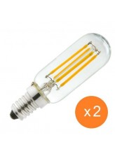 Ampoule led E14 4 watt (eq. 40 watt) - pack de 2