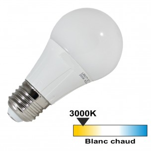 Ampoule led E27 8 watt (eq. 50 watt)