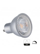 Spot led COB GU10 7,5 Watts Dimmable (eq. 44W) 2700K