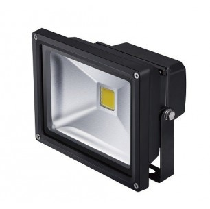 Projecteur LED 20 watt (eq. 120 watt) noir