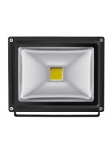 Projecteur LED extérieur 20W (eq. 120W) face | Led Flash