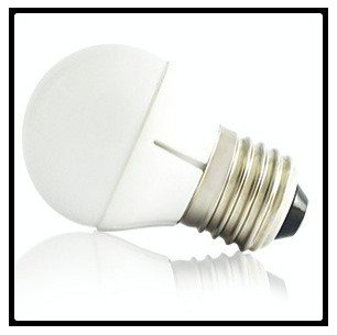 Ampoule led E27 Bulb 6 watt (eq. 40 watt) Dimmable