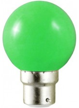 Ampoule LED B22 RGB DECO Vert | Led Flash