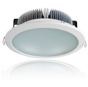 Downlight LED 14-19 watt - 120° - Diam 190mm