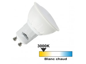 Spot led GU10 5 watt (eq. 50 watt) - 120°