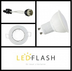 http://www.led-flash.fr/275-3324-thickbox/kit-spot-led-gu10-3-watt-eq-30-watt-douille-gu10-domino-support-blanc.jpg