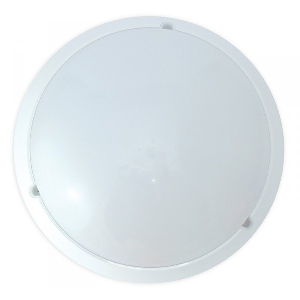 Plafonnier led 18w eq 160w diam 300mm achat for Plafonnier exterieur led
