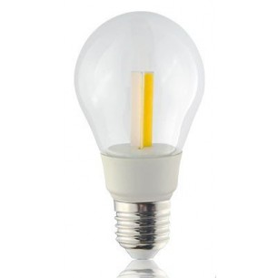 Ampoule led filament E27 COB 5 watt (eq. 50 watt)