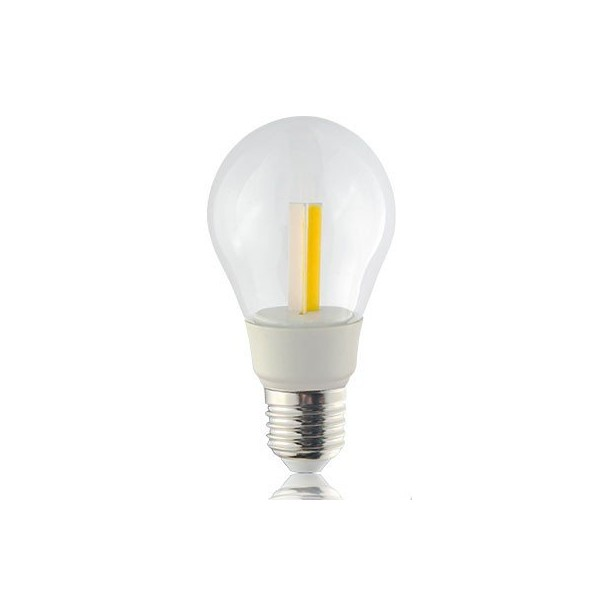 ampoule led filament e27 cob 5 watt eq 50 watt achat. Black Bedroom Furniture Sets. Home Design Ideas