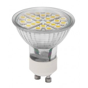 Spot led GU10 3,6 watt (eq. 26 watt)