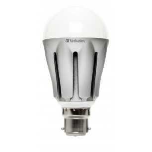 Ampoule led B22 VERBATIM 10 watt (eq. 55 watt) Dimmable
