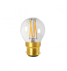 Ampoule led filament B22 G45 4 watt Girard Sudron | Led Flash