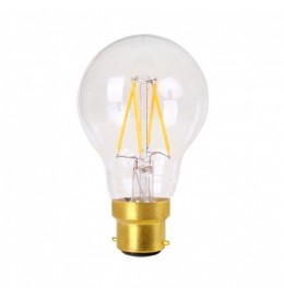 Ampoule led filament B22 8 watt Girard Sudron dépolie | Led Flash