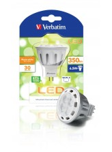 LED GU5.3 VERBATIM | Led Flash