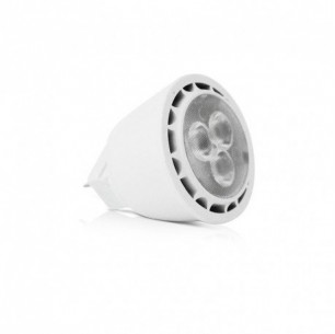 Spot led GU4 3 watt MR11 (eq. 30 watt)