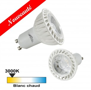 Spot led GU10 COB 5 watt (eq. 30 watt)