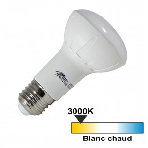 Ampoule led R63 E27 7 watt (eq. 45 watt)