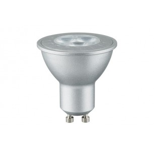 Spot led GU10 PAULMANN 2,8 watt Rouge
