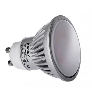 Spot led GU10 7 watt  (eq. 50 watt)