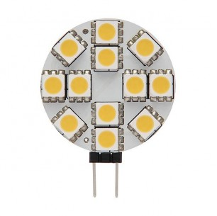 Ampoule led G4 2 watt (eq. 15 watt)
