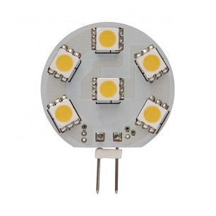 Ampoule led G4 1 watt (eq. 8 watt)