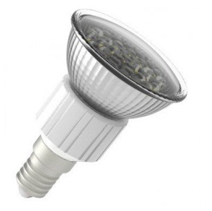 Ampoule led E14 3 watt (eq. 30 watt)
