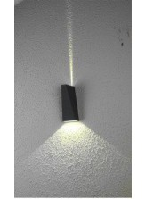 Applique Murale extérieur- Torche led COB 6 watt | Led Flash