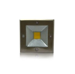 Spot led encastrable carré sol 3 watt (eq. 30 watt)