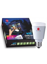 Ampoule Led E27 couleur - Wifi control - Kit | Led-flash