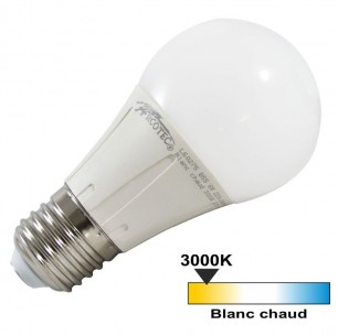 Ampoule led E27 6 watt (eq. 40 watt) - 270°