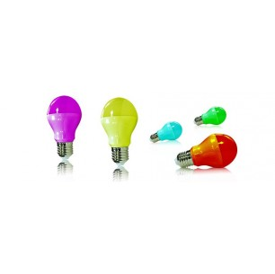 Ampoule led e27 9 watt de couleur achat ampoule led for Ampoule de couleur castorama