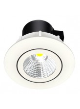 Spot led COB encastrable 5 watt complet | Blanc