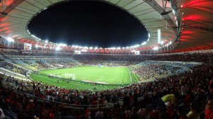 coupe du monde 2014-maracana-éclairage-led