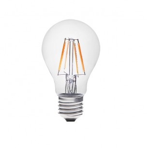 Ampoule led filament E27 4W (eq. 37 watt)
