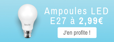 ampoule LED E27 à prix d'usine sur Led Flash