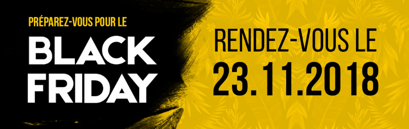 vendredi Black Friday sur Led Flash
