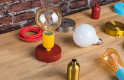 Lampe Suspendue Led Flash DIY
