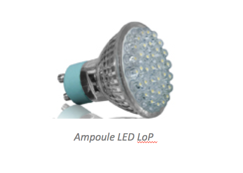 Ampoule LED LOP